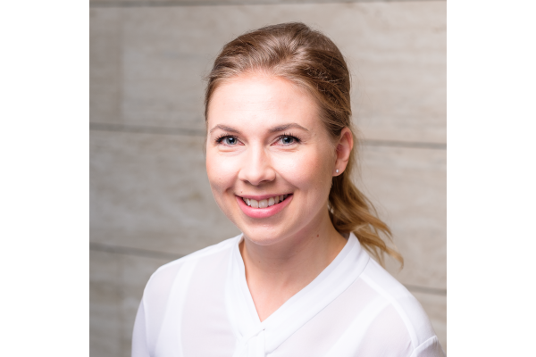 Anniina Kangas, Service Manager & Senior Consultant for Cubiks Finland