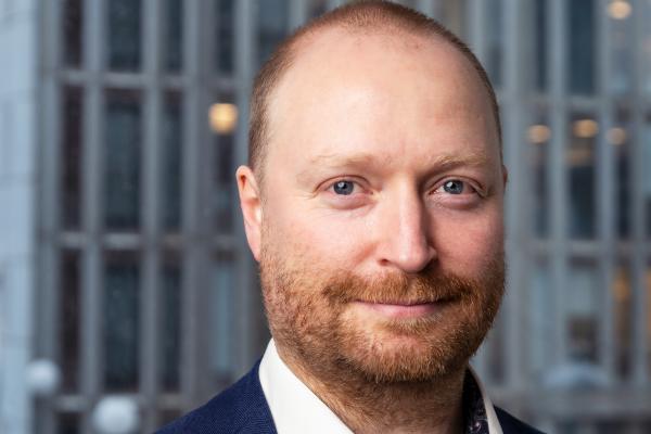 Filip Ekelund, Senior Consultant for Cubiks Sweden