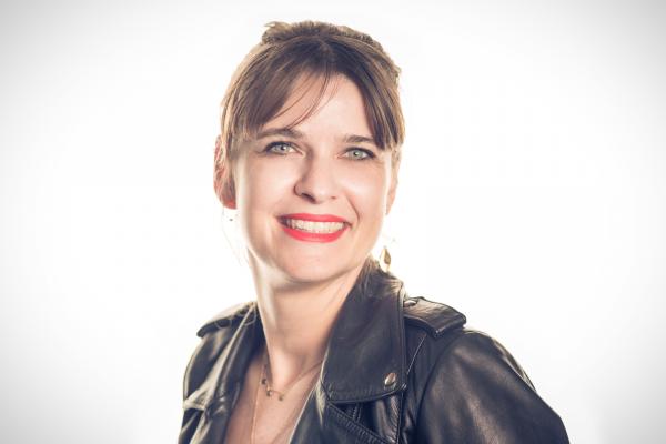 Project success manager at Cubiks France, Hélène Zapata