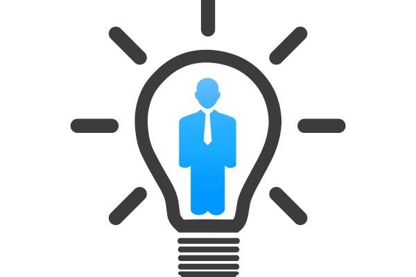 Ideas lightbulb icon