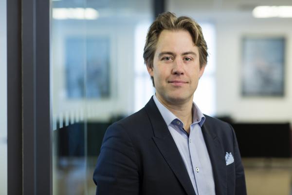 Jouko van Aggelen, Chief Solutions Officer for Cubiks