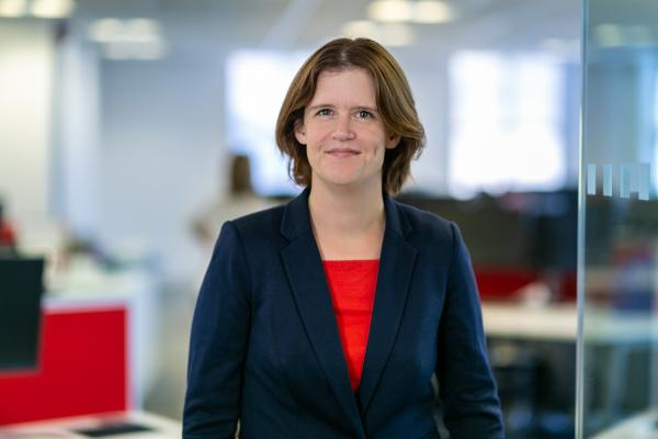 Kate Young, Managing Consultant for Cubiks UK
