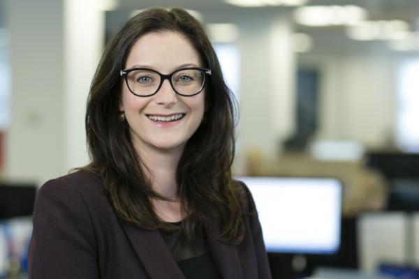 Kate Sobczak, Principal Consultant for Cubiks UK