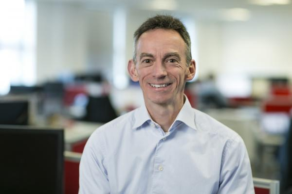 Martin Smith, Chief Executive Officer for Cubiks