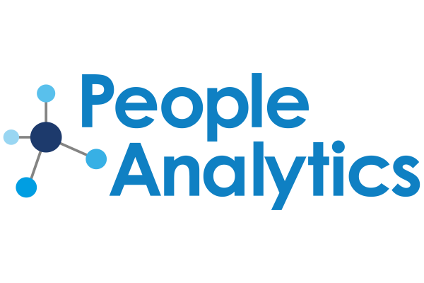 Cubiks' People Analytics Logo with connecting dots icon