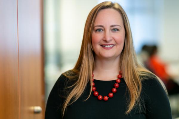 Rachel Mellors, Managing Consultant for Cubiks UK