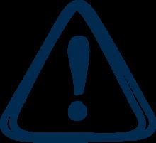 PSI Caution icon
